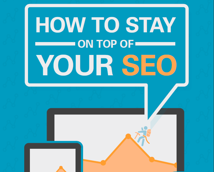 How to Stay on Top of SEO eBook