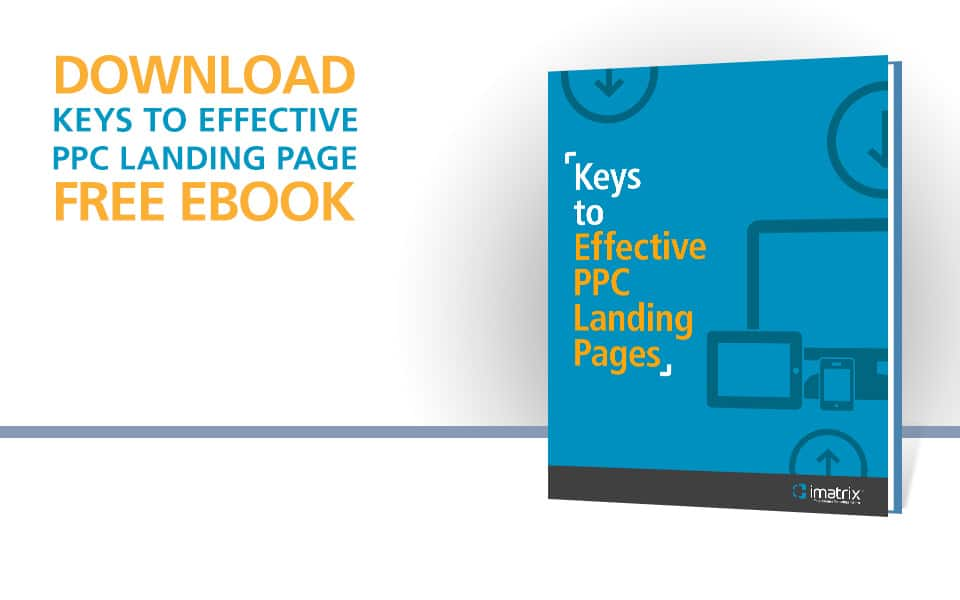 Keys to Effective PPC Landing Pages - E-Book