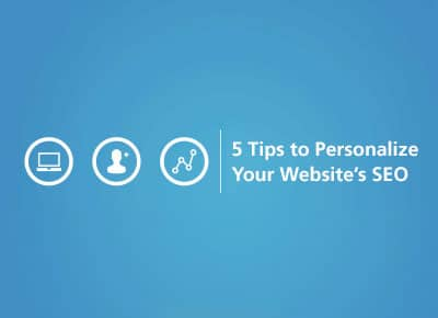 iMatrix Webinar - 5 Tips to Personalize Your Website SEO