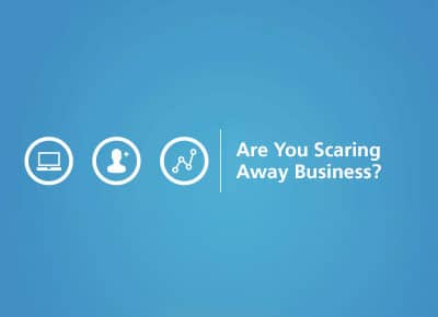 iMatrix Webinar - Are You Scaring Away Business?