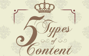 5 Types of Content to Get Better Engagement