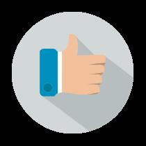 Thumbsup icon