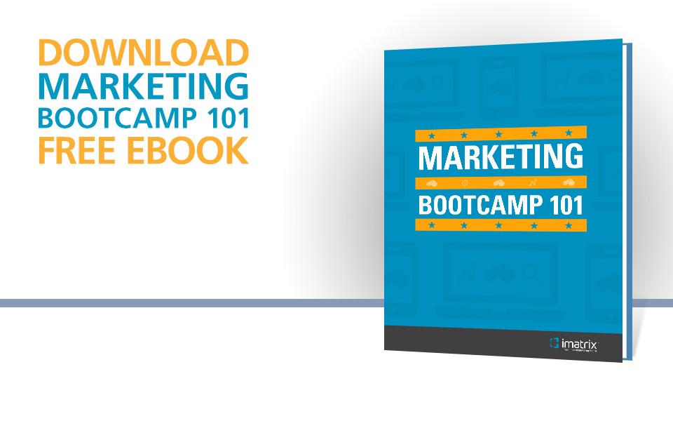 Marketing Bootcamp 101 - E-Book