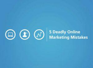 iMatrix Webinar - 5 Deadly Online Marketing Mistakes